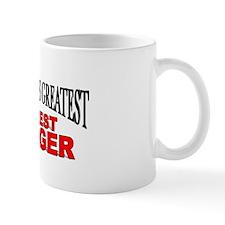 """""""The World's Greatest Forest Ranger"""" Mug"""