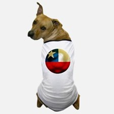 Chile Football Dog T-Shirt