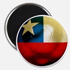 Chile Football Magnet