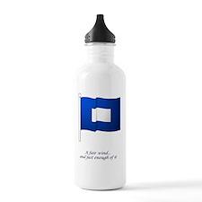 bluepeter[5x7_apparel] Water Bottle