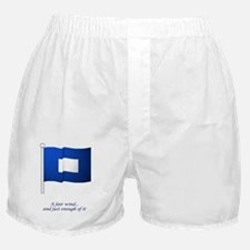 bluepeter[5x7_apparel] Boxer Shorts