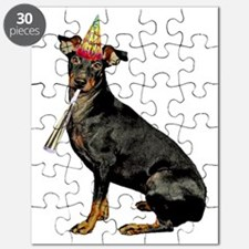 FIN-manchester-terrier-birthday Puzzle