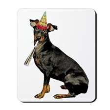 FIN-manchester-terrier-birthday Mousepad