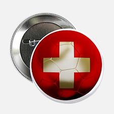 "Switzerland Football 2.25"" Button"
