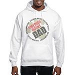 Siberian Husky Dad Hooded Sweatshirt
