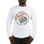 Siberian Husky Dad Long Sleeve T-Shirt