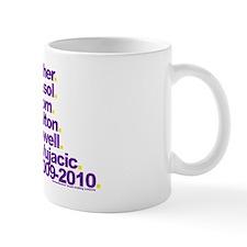 2009-2010 Lakeshow Line-up Mug