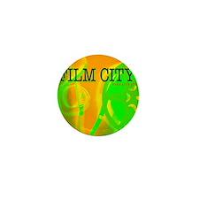 FilmCityNeon1 Mini Button
