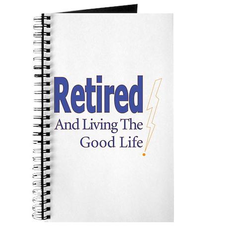 """""""Retired"""" Journal"""