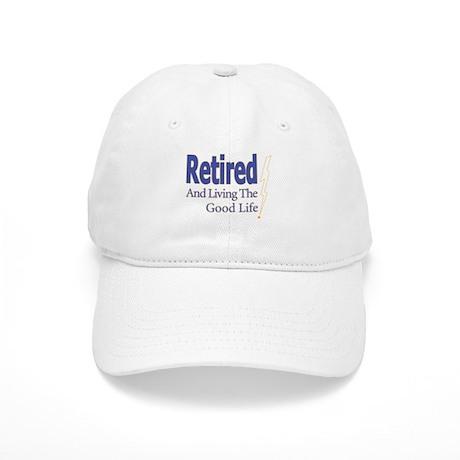 """""""Retired"""" Cap"""
