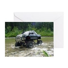 TUNDRAS DAY OUT Greeting Card