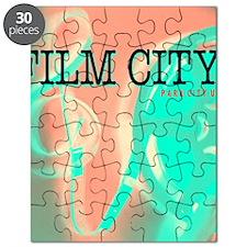 FilmCityNeon2 Puzzle