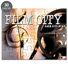 FilmCitySquares Puzzle
