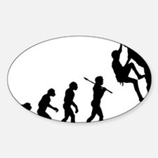 Rock Climbing 5 Decal