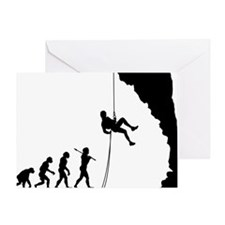 Rock Climbing 10 Greeting Card