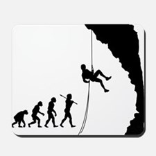 Rock Climbing 10 Mousepad