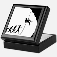 Rock Climbing 10 Keepsake Box