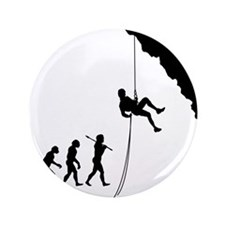 "Rock Climbing 10 3.5"" Button"