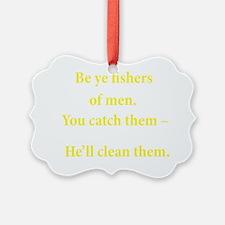 fishers Ornament