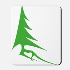 Tree-iso Mousepad