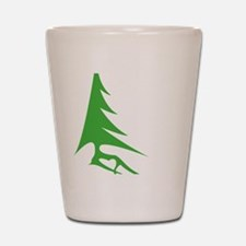 Tree-iso Shot Glass