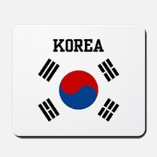 Korea Mousepad