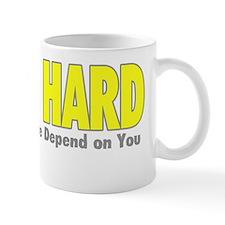 Work Hard Mug