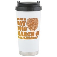 May Day March on Phoenix Travel Mug