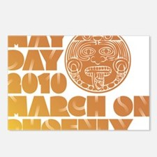 May Day March on Phoenix Postcards (Package of 8)