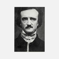 Edgar Allan Bro Rectangle Magnet