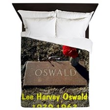 Lee Harvey Oswald 1939-1963(mousepad) Queen Duvet