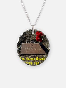 Lee Harvey Oswald 1939-1963( Necklace