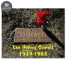 Lee Harvey Oswald 1939-1963(banner) Puzzle