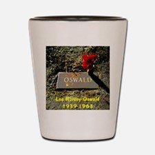 Lee Harvey Oswald 1939-1963(pastel16) Shot Glass