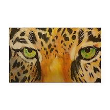jaguareyes Rectangle Car Magnet