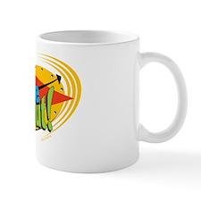 TIMEOUTFrontLG Mug