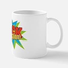 BACKActionLG Mug