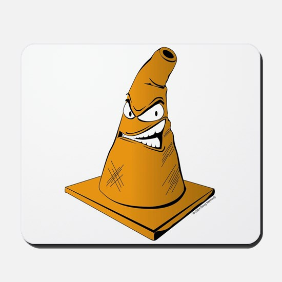 Got Cone Mousepad