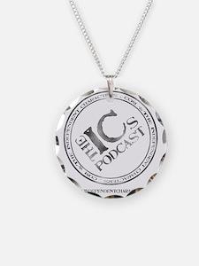 IC Logo Large back Necklace