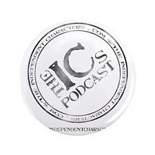 """IC Logo Large back 3.5"""" Button"""