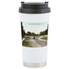 Cross Roads Travel Coffee Mug