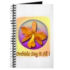Barbara Belle Orchid Journal