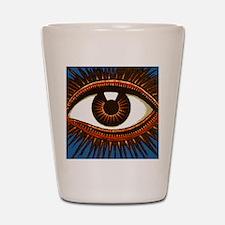 Eye Eyeball Shot Glass