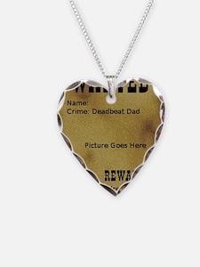 CafePressWantedPoster Necklace