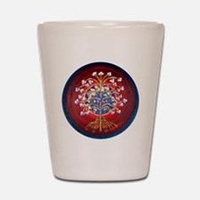 Magical Tree of Lfe Shot Glass
