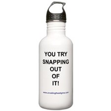 SNAPPING Water Bottle