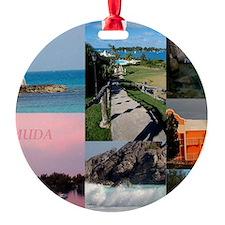 Bermuda Postcard Ornament