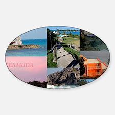Bermuda Postcard Decal