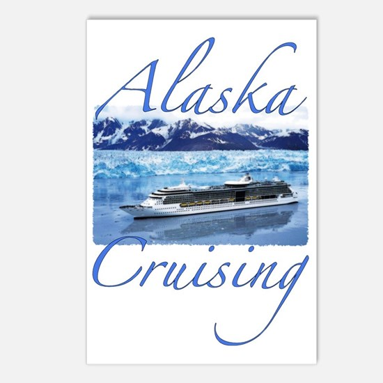 2-alacruise.gif Postcards (Package of 8)
