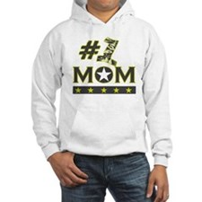 number one mom Hoodie